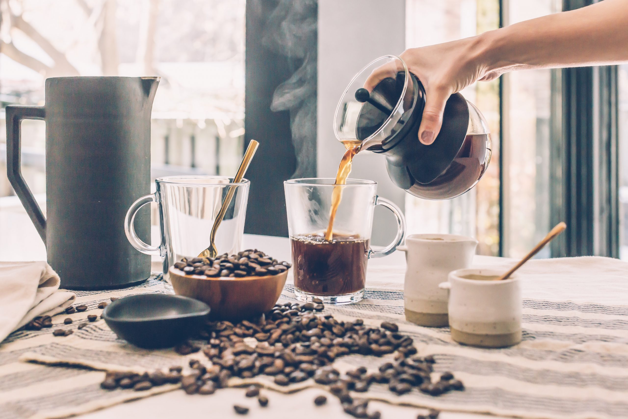 Weight Lose with Coffee